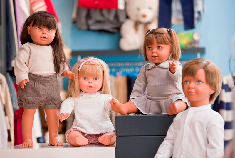 comprar muñecas realistas online