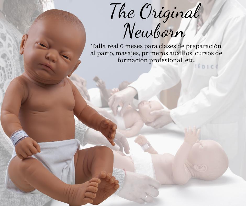 THE ORIGINAL NEWBORN -Echte Größe 0 monate
